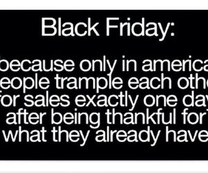 black friday, thanksgiving, and america image