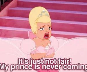princess, prince, and pink image