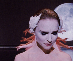 black swan and movie image