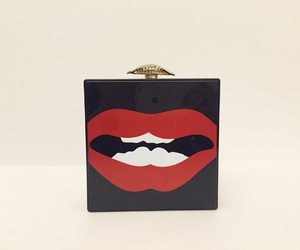 accessories, clutch, and fashion image