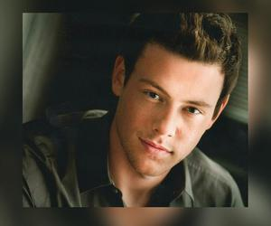 boy, cory, and glee image
