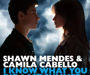 shawn mendes, camila cabello, and ikwydls image