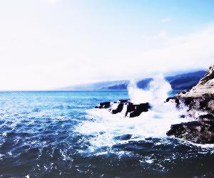 header, blue, and ocean image