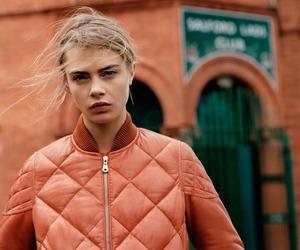 cara delevingne, model, and orange image