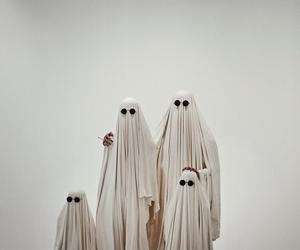 ghost, family, and Halloween image
