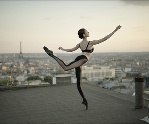 ballet, ballerina, and beautiful image
