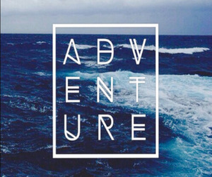 adventure, wallpaper, and quotes image