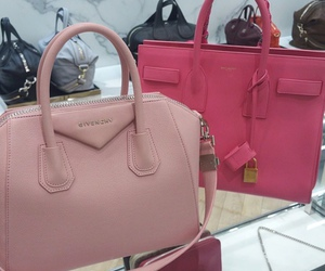 Givenchy, pink, and pink handbags image