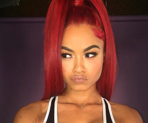hair, india, and india love image