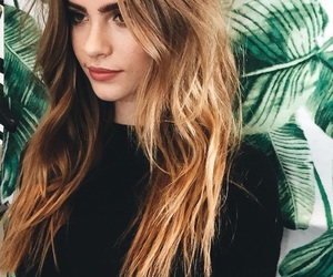 icon, bridget satterlee, and model image
