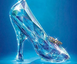 cinderella, blue, and princess image
