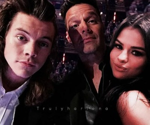 Harry Styles, one direction, and ricky martin image