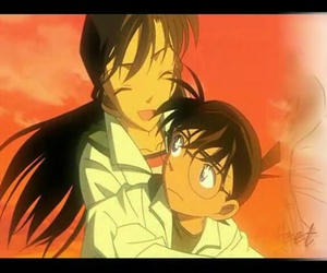 conan, ♥, and ran image