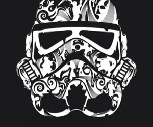 star wars, wallpaper, and stormtrooper image