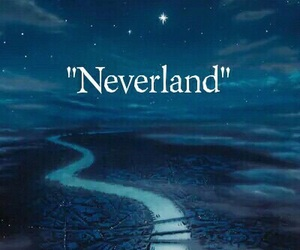 neverland and love image