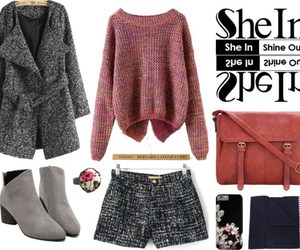 street chic, casual chic, and autumn outfits image