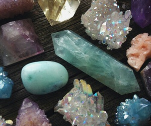minerals, witchcraft, and alternative image