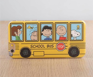 case, cover, and schoolbus image