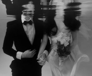 amor, amore, and black and white image