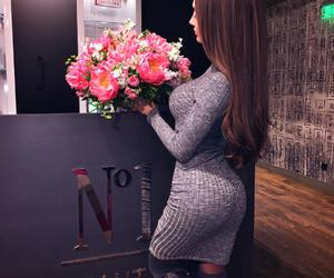 fashion, glam, and roses image
