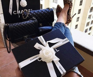 chanel, luxury, and heels image