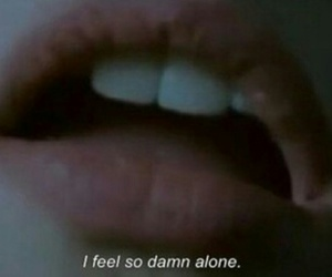 aesthetic, feel alone, and alone image