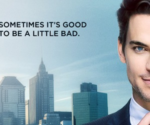 matt bomer, white collar, and neal caffrey image