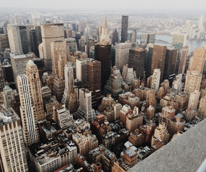 beautiful, new york, and buildings image