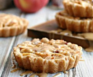 apple, crust, and peanut image