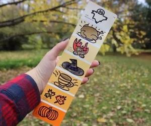 autumn, tumblr, and fall image