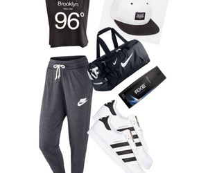fitness, outfits, and conjuntos image
