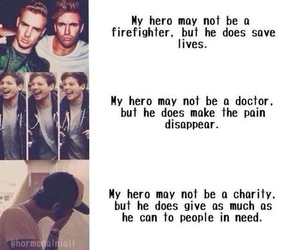 one direction, hero, and liam payne image