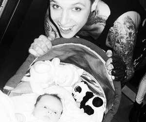 andy, baby, and bvb image