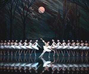 balette, moon, and spb image