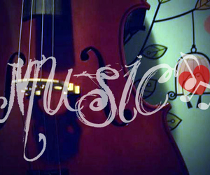 heart, cello, and photography image