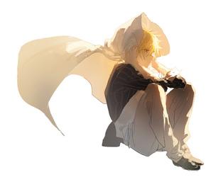anime, art, and anime boy image