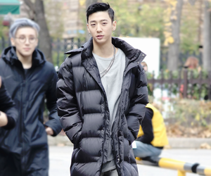bang yongguk, matrix, and bap image