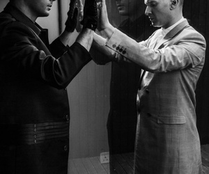 theo hutchcraft, hurts, and adam anderson image