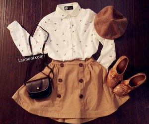 vintage and outfit image