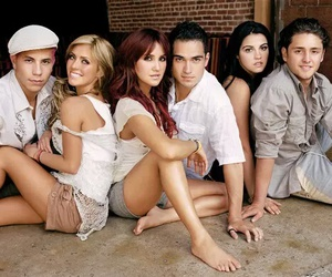 RBD, rebelde, and Anahi image