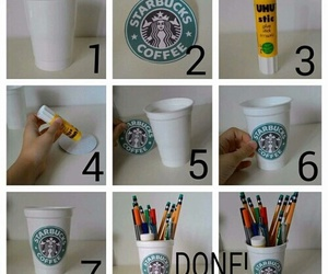 diy and starbucks image