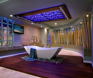 luxury, bathroom, and amazing image