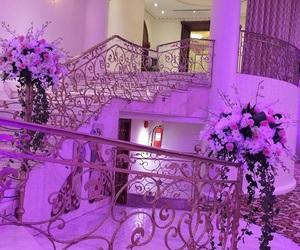 arab, flowers, and lights image