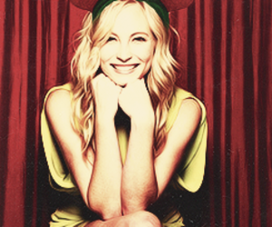 candice accola, the vampire diaries, and cute image