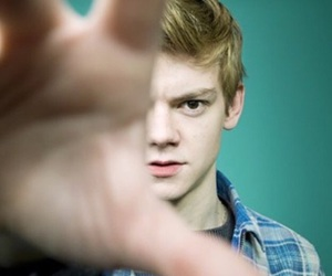 newt, thomas, and sangster image