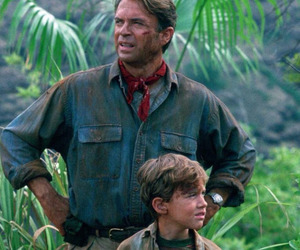 90s and Jurassic Park image