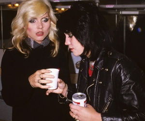 joan jett, debbie harry, and blondie image
