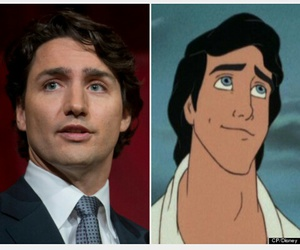 attractive, blue eyes, and canada image