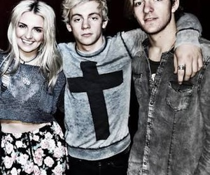 r5, ross lynch, and rocky lynch image