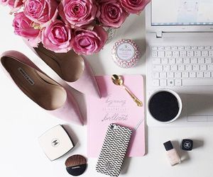 accessories, high heels, and chanel image